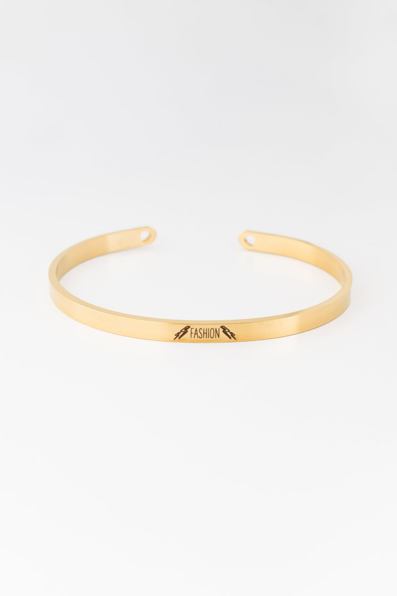 FASHION Bangle - Gold