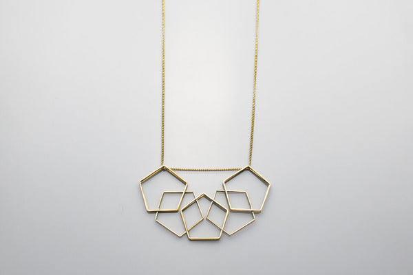 Pent Girih Necklace