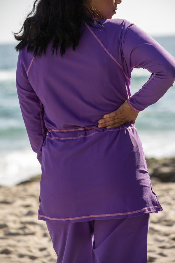 Resort Shirt - Purple