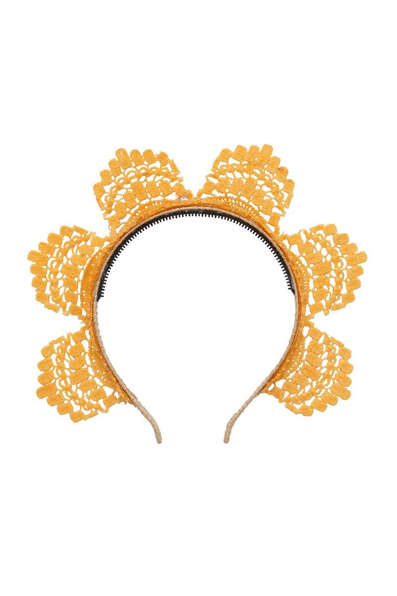 Rising Princess Headband - Gold