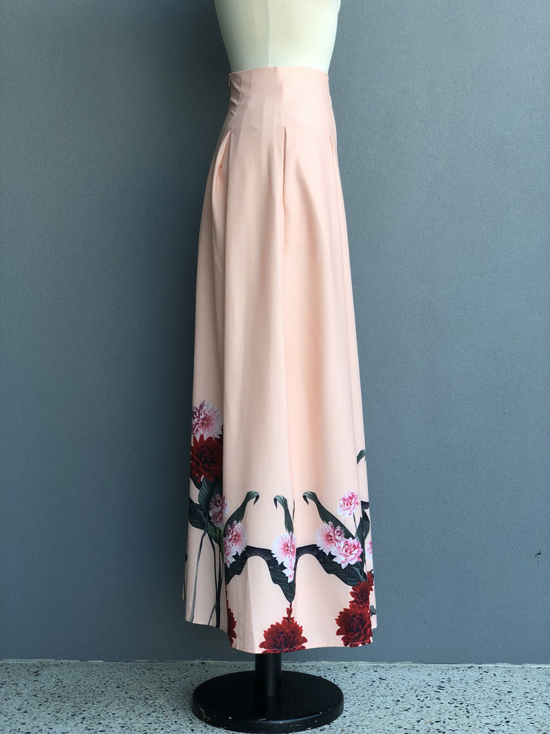 Heliza Skirt in Apricot