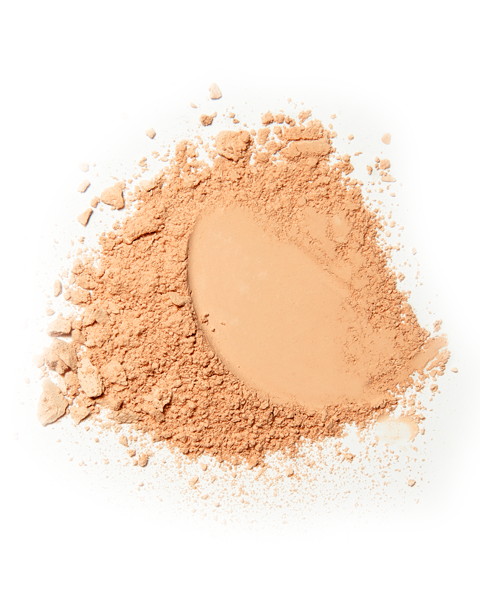 SILK PRESSED POWDER-Deep Honey