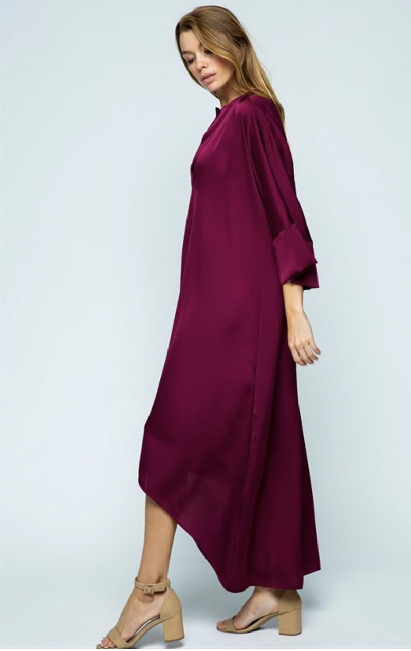 Holiday Caftan Dress - three colors!