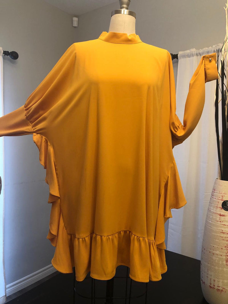 Golden Blessed Tunic