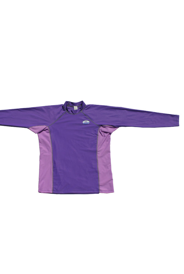 Island Shirt - Purple/Lavender