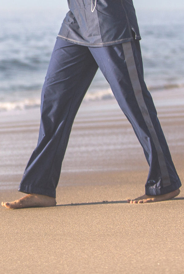 Resort Pants - Navy - 30 inch tall length