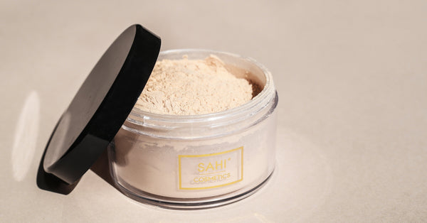 Loose Translucent Finishing Powder