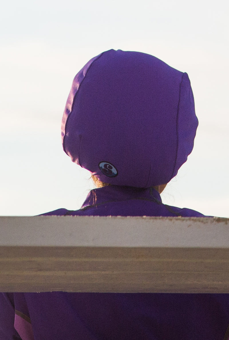 Swim Cap - Purple