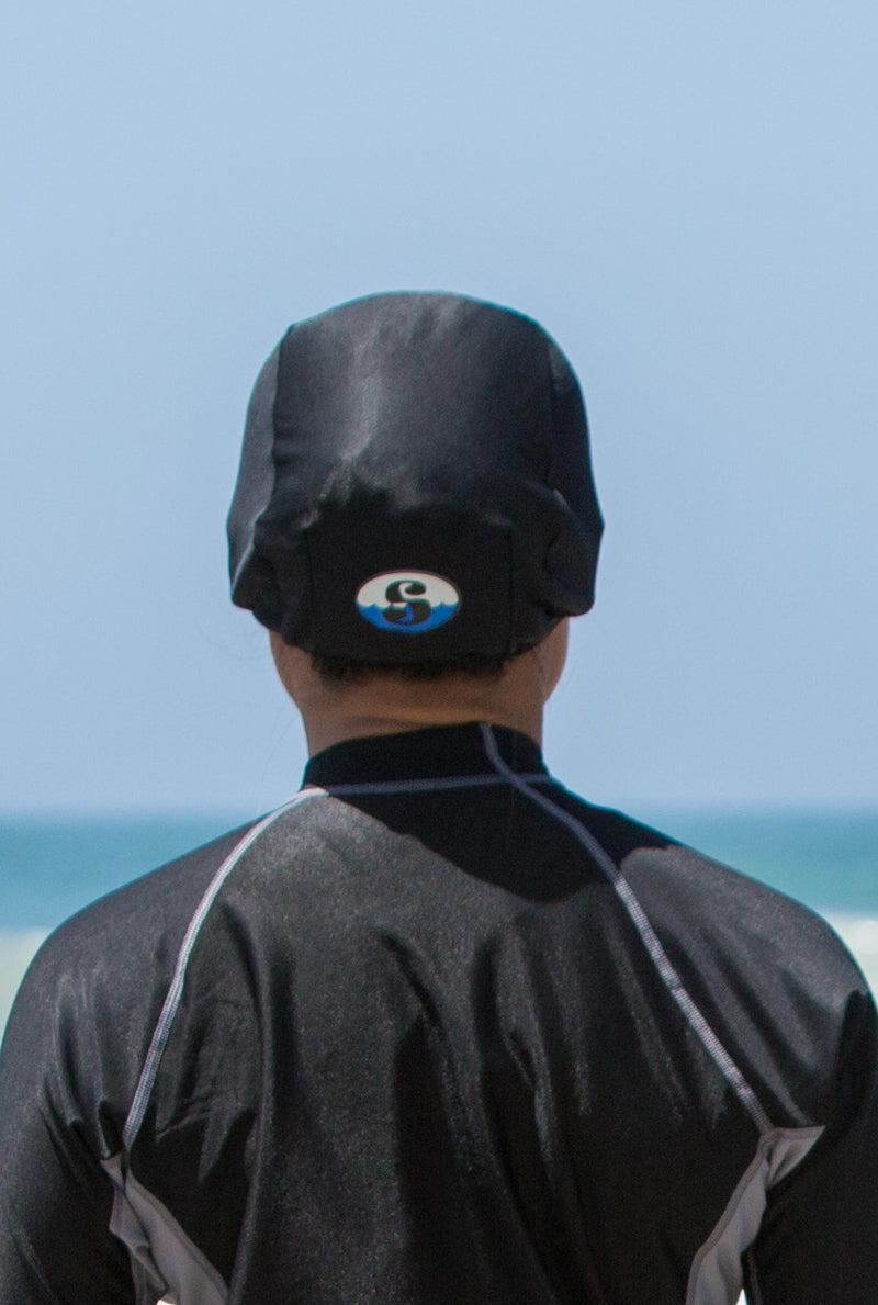 Swim Cap - Black