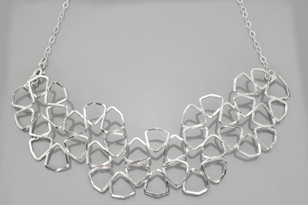 9-Flower Tessellation Necklace