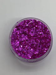 PurPink Galaxy Glitter
