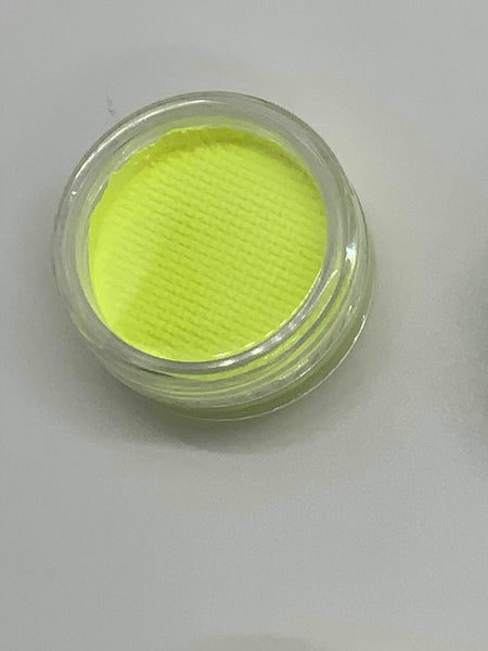Neon Yellow Water Liner