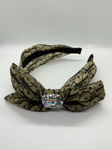 Blingy Dior headband