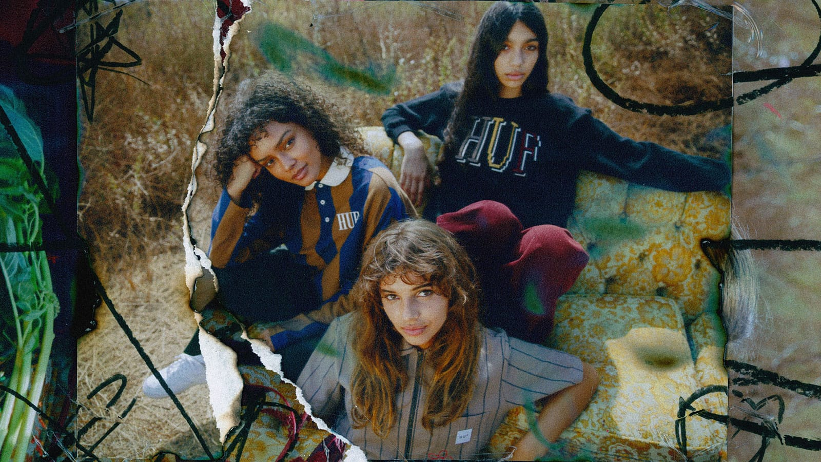 HUF Women's Fall 21 Collection