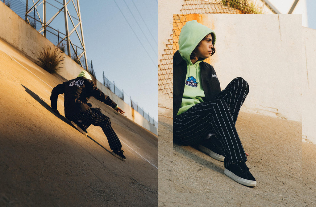 HUF Spring 21 Collection Preview