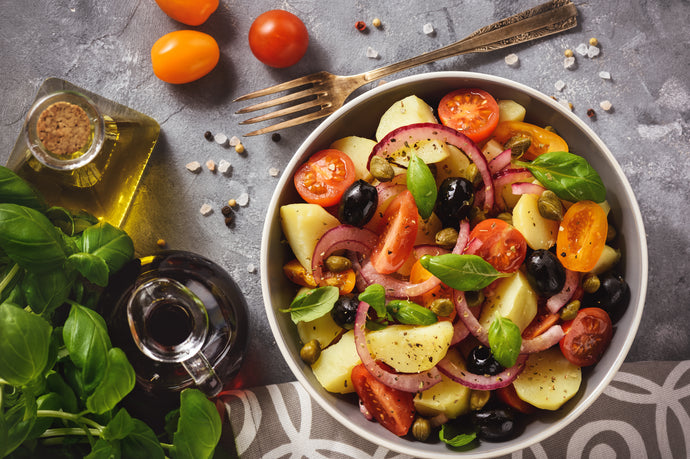 Best Diet For Heart Diseases & Healthcare - Mediterranean Diet (2021)