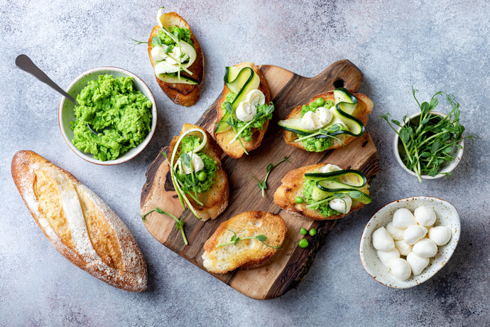 Crostini – A How to Guide