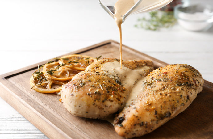 Pollo e Limone (Lemon Chicken)