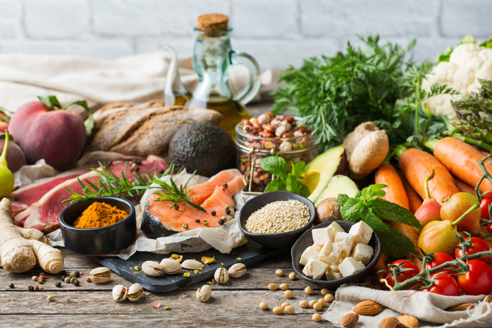 Core Foods of the Mediterranean Diet