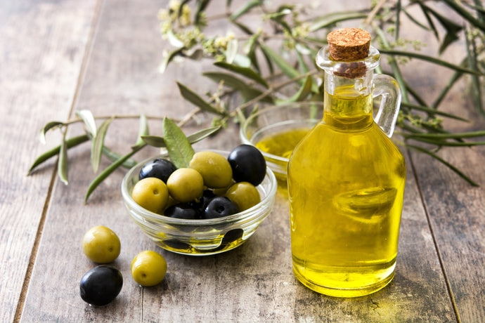 How Extra Virgin Olive Oil Improves Brain and Heart Health