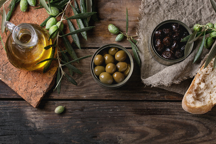 Can a Mediterranean Diet Prevent Type 2 Diabetes?