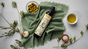 Olivaio Organic Extra Virgin Olive Oil Made in Italy