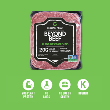 Beyond Meat Plant-based Ground Beef