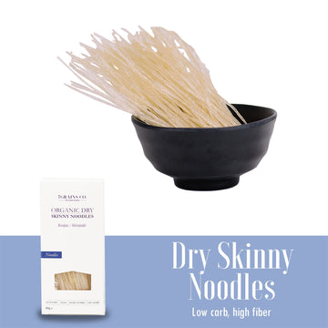 Organic Dry Skinny Noodles