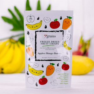 Freeze Dried Fruit Crisp - Delidrop