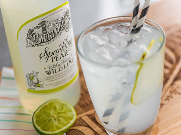 Bickford and Sons Sparkling Pear and Wild Lime - Delidrop