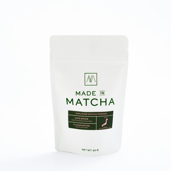 Cafe Grade Matcha Powder - Delidrop
