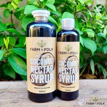 Organic Cococnut Nectar Syrup