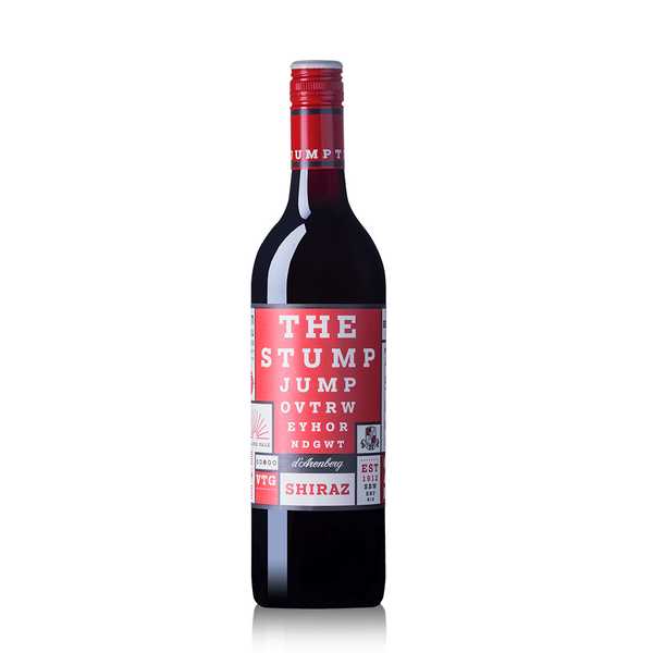 D'Arenberg The Stump Jump Shiraz - Delidrop