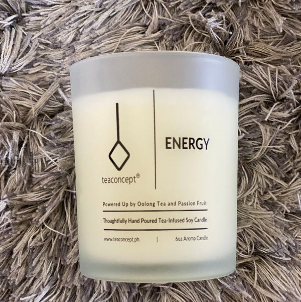Energy Candle - Delidrop