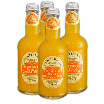Fentimans Mandarin and Seville Orange