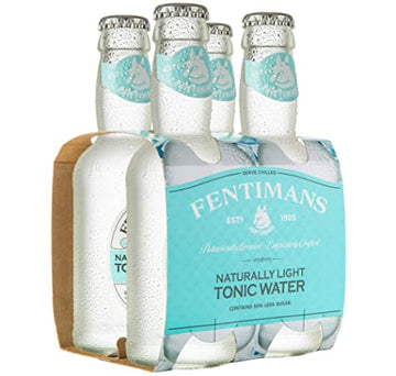 Fentimans Naturally Light Tonic