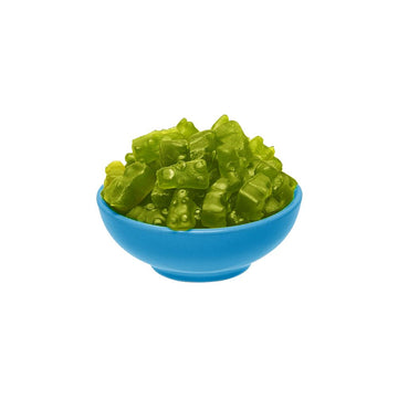 Honest Junk Green Apple Super Gummies