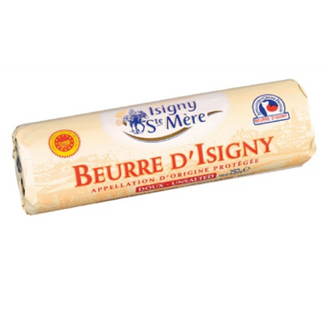 Isigny Ste Mere Unsalted French Butter Roll