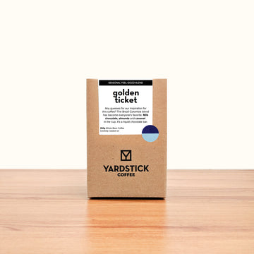 Golden Ticket Whole Bean Coffee