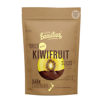 Little Beauties Gold Kiwifruit with Dark Choco