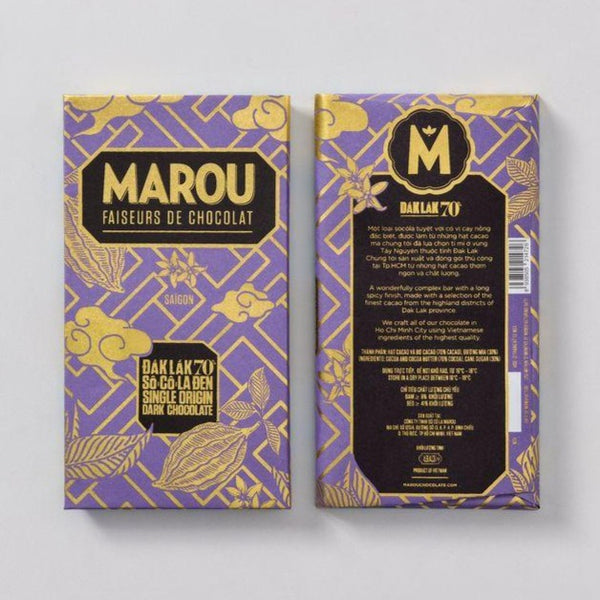Marou Dak Lak 70% Single Origin - Delidrop