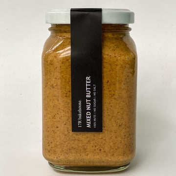 All Natural Mixed Nut Butter