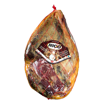 Nico Jamon Serrano - Sliced