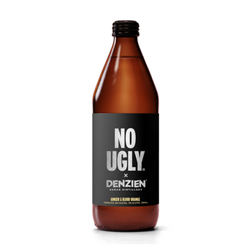 No Ugly x Denzien Ginger Conscious Gin cocktail