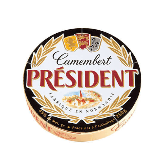 President Small Camembert 50% Fat in Tin - Delidrop