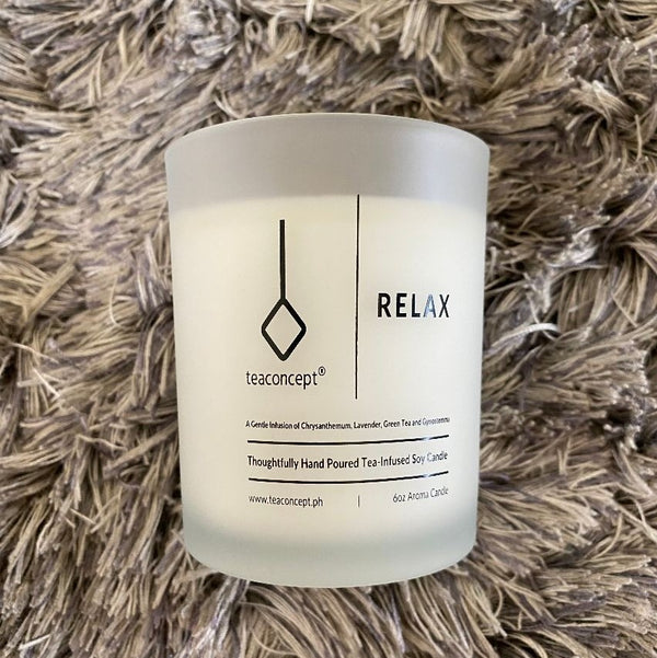 Relax Candle - Delidrop