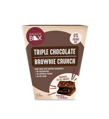 Snack Box Triple Chocolate