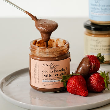 Cacao Hazelnut Butter Crunch