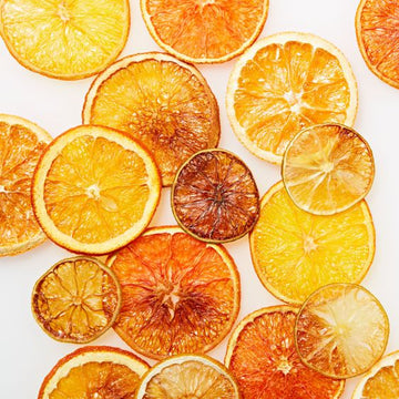 Lemon Dehydrated Fruits