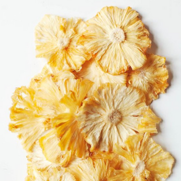 Pineapple Dehydrated Fruits